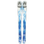 Sticker ski Blue-Ink