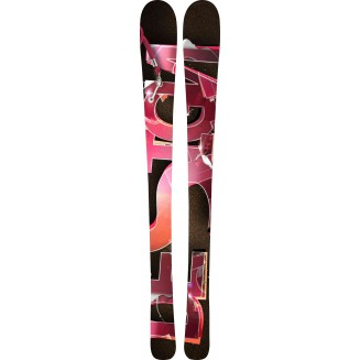 Sticker ski Design