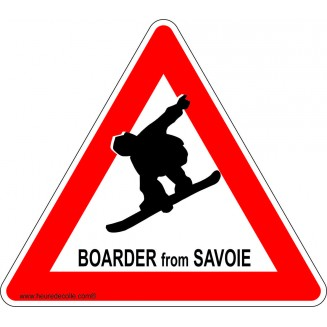 Boarder from