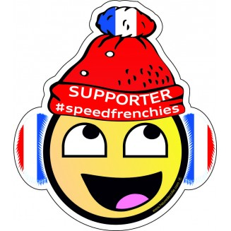 Speed Frenchies smiley