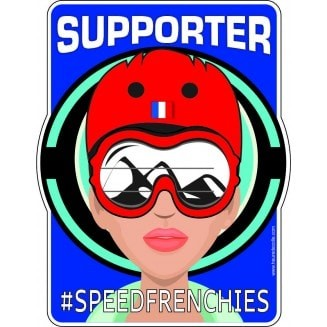 Speed Frenchies supporter