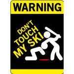 DON'T TOUCH