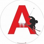Sticker A Ski (jeune conducteur)
