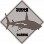 SURFER WARNING