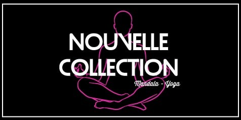 Nouvelle collection Mandala Yoga