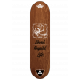 Sticker Skate Wood